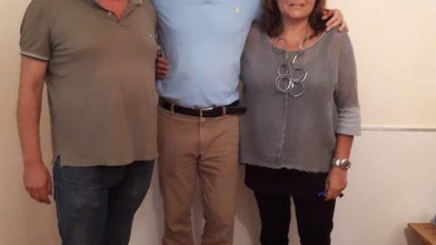 Μια πραγματική εμπειρία το βιωματικό σεμινάριο «Δουλεύοντας με Ζευγάρια σεΜεγάλη Ένταση» με τον Dr.GeorgeFaller