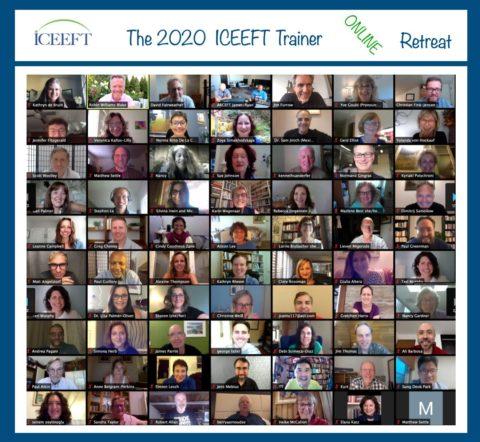 Ετήσια παγκόσμια συνάντηση των Εκπαιδευτών του EFT – The 2020 EFT International Trainers' Retreat
